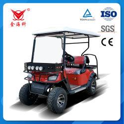 CE 認定 2 シートゴルフトロリー電動ゴルフカート電動式 ゴルフバギー