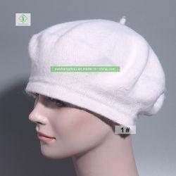 모직 베레모 Retro 영국 화가 모자 형식 겨울 온난한 모자