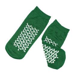 جوارب من نوع Non-زحافات مقبض جوارب كرة القدم المخصصة