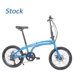 Mercado Mayorista Bicystar bicicleta plegable de fibra de carbono/Marco de aleación de aluminio Mini Bicicletas mini bicicleta plegable