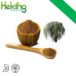 ساليكس باركك استخراج 15 ٪ - 99 ٪ Salicin Salix ألبا البيض ويلو بارك استخراج