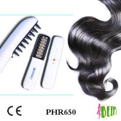 Os Cuidados do crescimento do cabelo Pente de Massagem Laser pente para cabelo crescer da escova de equipamento de massagem terapêutica de perda de Laser