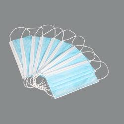 Het blauwe Veilige Type \ van Masker van het Stof van de Maskers \ van de Kleur Non-Medical Beschikbare Beschermende \ 3 Lagen