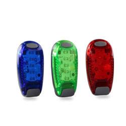 Светодиодные фонарики безопасности для лодки, прокат велосипедов, собаки, Stroller, Салазки передних сидений и в ночное время - закрепите, световой оповещатель, предупреждение, мигает индикатор мигает, отражающий свет