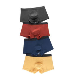 الملابس الداخلية الخيزران حجم مخصص الملابس الداخلية المثيرة للرجال