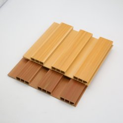 PVC-Dekoration WPC Decke Gebäude Baumaterialien Wandplatte