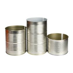 Blik van het Tin van de Veiligheid van het Voedsel BPA van de fabriek direct het Vrije 300X407