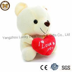 Liefhebber hart Teddy Bear zacht pluche Toy
