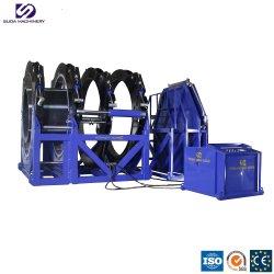 ماكينة لحام بوتيت Fusion الهيدروليكية HDPE 2500مم CNC/أنبوب البولي إيثيلين البلاستيكي آلة ضم/ماكينة لحام ملضم الحرارة Fusion/آلة لحام البطّ