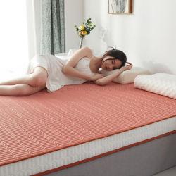 厚の学校の寮の二段ベッドのマットレス6cmの携帯用快適な泡の倍