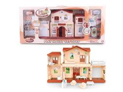 2020 Recentste Doll Villadom voor Huis van Doll van Jonge geitjes het Perfecte