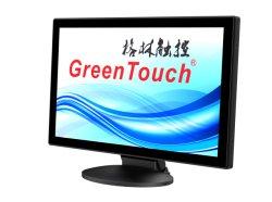 18,5-дюймовый плоский монитор с сенсорным экраном емкостного дисплея с поддержкой мультисенсорного ввода