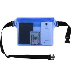3-слои герметичный водонепроницаемый мешок для мобильных телефонов телефон водонепроницаемые чехлы