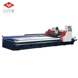 Ywek-1250*4000 CNC máquina de ranura de la hoja de metal de corte V