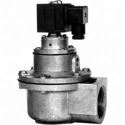 elettrovalvola a solenoide Port filettata utilizzata filtro di impulso di 24V Baghouse