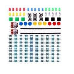 Het Pak van de Component van de Elektronika van de Potentiometer van de Schakelaar van LEDs van weerstanden