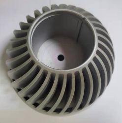 Можно настроить для изготовителей оборудования алюминиевый литой корпус лампы с ЧПУ обработки