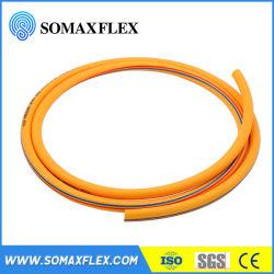PVC-gespecialiseerde 5-laagslang hogedruk-spuitleiding luchtslang 160 bar