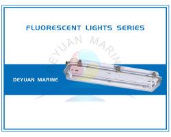 Jcy27 Lámpara de techo fluorescentes Marina