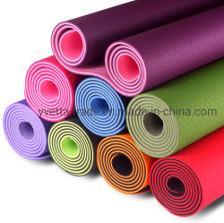 Tapete de Yoga ginásio interior com diferentes cores e escolha Tamanho espessura Y2003