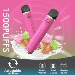 Smartbar meistverkaufender Großhandel Einweg-Vape Pen Pop i Vape Elektronische E Zigarette China