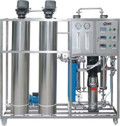 RO مياه الشرب آلة المعالجة / المياه فلتر مليّن سعر النظام / موردي معدات معالجة المياه الصناعية