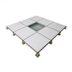 Стальные статических разрядов вентиляции алюминия, доступ к полу