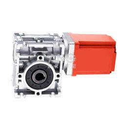 Постоянного тока AC червячная передача угла поворота вправо для телескопической электродвигателя складной ролик громкости затвора валика заслонки сдвижной двери гаража качения