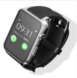 Gt88 Cartão SIM GSM Desportos Bluetooth com câmera de vigilância inteligente monitor de freqüência cardíaca