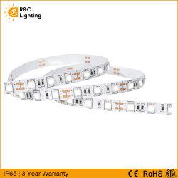 Гибкая светодиодная подсветка RGB газа освещения для использования внутри помещений для использования вне помещений наружная лестница кабинета водонепроницаемый 5m 12V 24V SMD 5050 2835 CRI 90