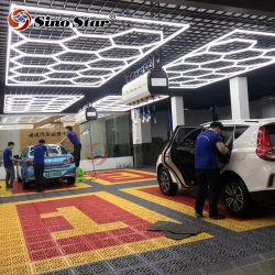 Berufsautopflege-Automobil-Werkstattausrüstung-Auto-Wäsche-Station-Entwurfs-Beleuchtung