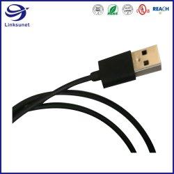 Typ - C USB-Daten 0.3 Kabel-Verbinder für kundenspezifische Draht-Verdrahtung