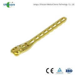Humeral proximal de la compresión de bloqueo de la placa ósea II, LCP, el implante de titanio, Ortopedia, Traumatología, instrumento médico, quirúrgico instrumento, CE/Certificados ISO