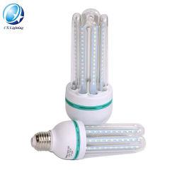 جودة جيدة SMD U الشكل 2835 2U 3U 4U LED مصباح الذرة 5 واط و7 واط 9 واط 11 واط 15 واط 17 واط مصباح LED لتوفير الطاقة طراز E27 بسعر رخيص
