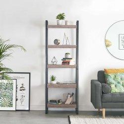 Estanterías de madera y metal para oficinas en casa directo de fábrica