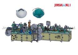 JSL totalmente automática Máquina de fabrico de máscaras faciais N95 Cup/linha de produção/Máscara máquina de formação