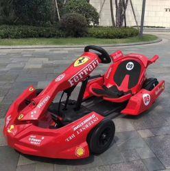 Увеселительный 52V/36V 8 ah аккумулятор баланс скутер складной электрический Go-Kart Racing Картинг Перейти Дельтапланеризм костюм для взрослых