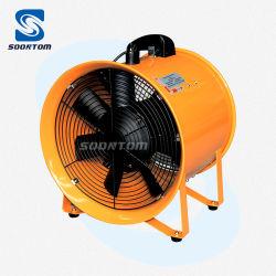 300mm/220C/520W à haute vitesse ventilateur de soufflante de ventilation portable