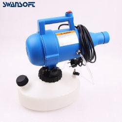 معدل التدفق القابل للضبط ماكينة مرشة كهربائية منخفضة الجهد (ULV) تعمل ككهربائية على البارد من سوانسوفت