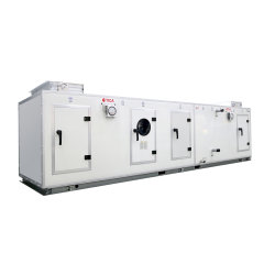 산업용 캐리어 모델러 중앙 장비 열 회수 장치 코일 공기 취급 장치