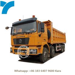 공장 6X6 8x8 20cbm F3000 소 두 번째 Shacman 트럭 이동식 사이드월 40ft A7년 2016년 수단 아프리카 볼보 트럭 판매
