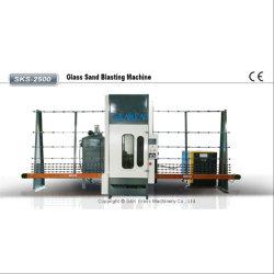 ショットブラストの機械およびサンドブラスト機械ガラス機械発破機械