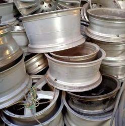 스크랩 타이어, 폐기물 알루미늄 타이어, 폐기물 휠, 공장 도매 가격, 불순물 없음