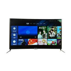 Colore personalizzato astuto, schermo di pollice TV della curva 4K 55, 55 pollici TV, schermo piano TV, LED TV, TV astuta, affissione a cristalli liquidi TV, prezzo basso della TV della televisione