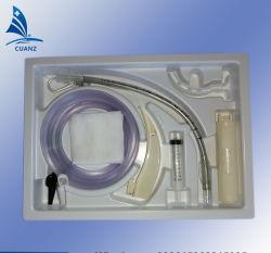 Médicos descartáveis do tubo de intubação endotraqueal Kit Kit Cateter Intubação Traqueal