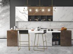 Pierre fritté Foshan Morden Café intérieur Dinning Table Chaise mobilier de maison