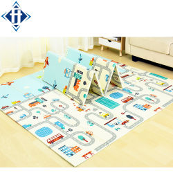 Оптовая торговля XPE складные детский коврик для воспроизведения