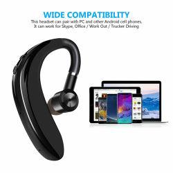S109 Business Auricular Bluetooth Stereo colgando oreja auricular inalámbrico Bluetooth de carga rápida