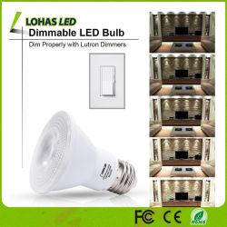 Gradation E27 PAR20 PAR30 PAR38 7W 9W 12W 15W 18W 20W par ampoule LED