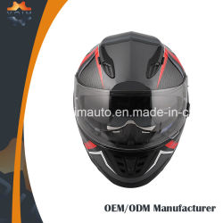 Sport Moto Cascos Moto cascos de caballo estándar DOT
